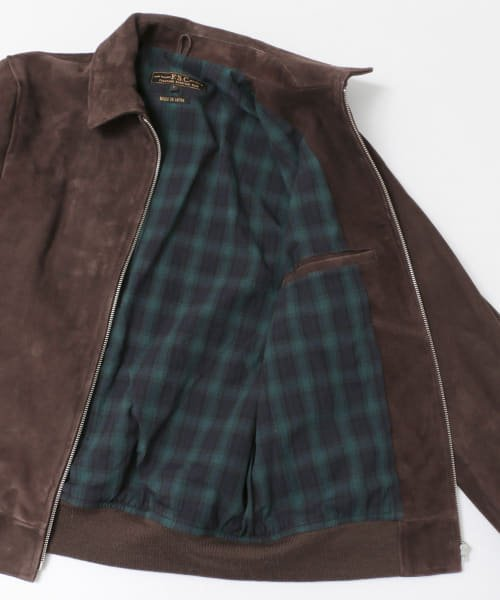 URBAN RESEARCH(アーバンリサーチ)/FREEMANS SPORTING CLUB JP GOAT SUEDE SPORTS JACKET/UF86-17B011_img16