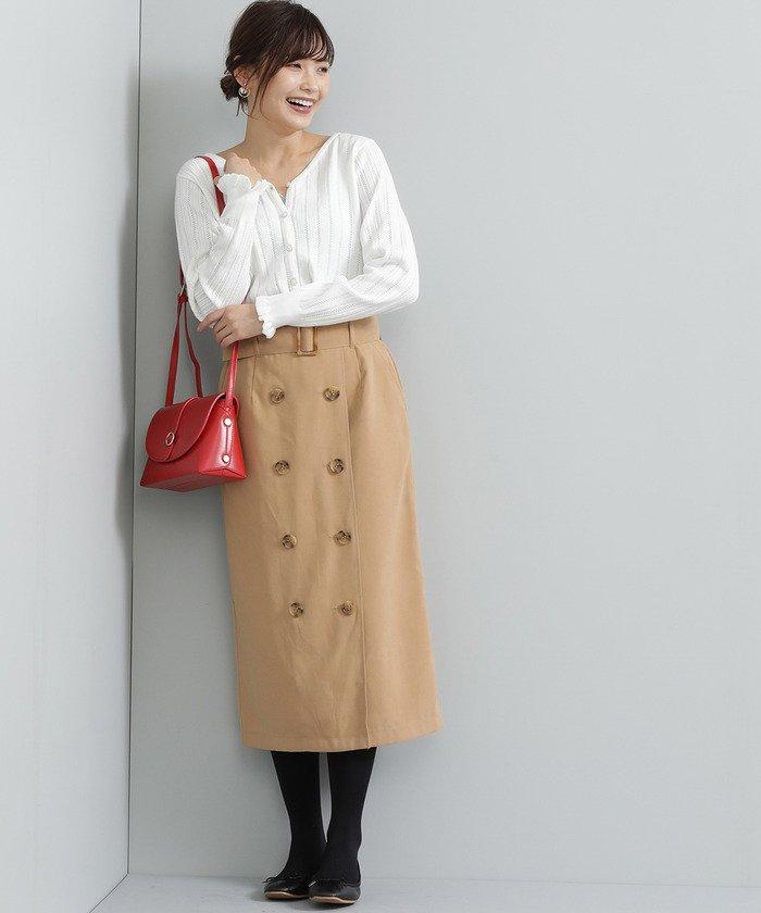 ViS Iライントレンチスカート
