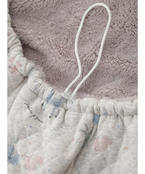 gelato pique Kids&Baby(gelato pique Kids&Baby)/【BABY】キルティング抱っこひも3WAYケープ/PBGG185736_img08