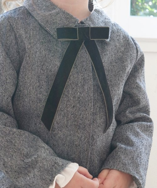 Rora(ローラ)/Rora エンマ ジャケット(リボンブローチセット)/10006056_img15