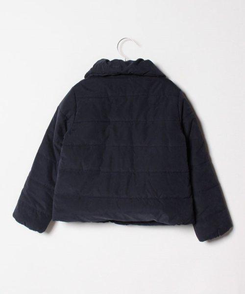petit main(プティマイン)/スカラップリボン中わたジャケット/9684303_img01
