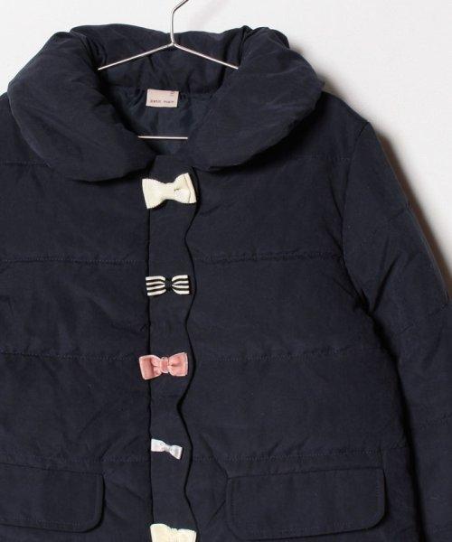 petit main(プティマイン)/スカラップリボン中わたジャケット/9684303_img02