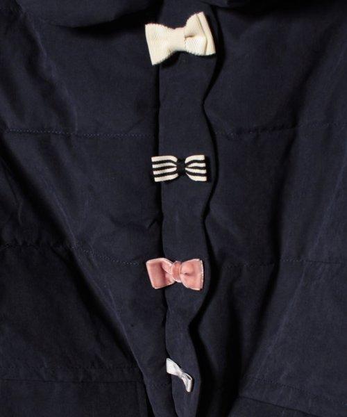 petit main(プティマイン)/スカラップリボン中わたジャケット/9684303_img05
