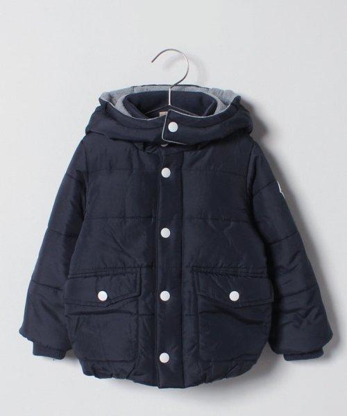 petit main(プティマイン)/袖リブ中わた入りジャケット/9584303_img02