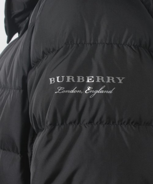 BURBERRY(バーバリー)/【BURBERRY】フーデッド パディング ダウンコート/8004076ABKQDDALMERTON_img06