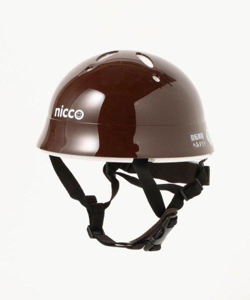 こどもビームス(こどもビームス)/nicco × こども ビームス / 別注 ベビー ヘルメット 2 (1~2才)/55650511470_img15
