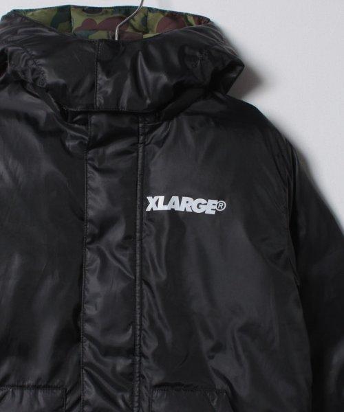XLARGE KIDS(エクストララージ キッズ)/フードつきダウン入りジャケット/9484302_img02