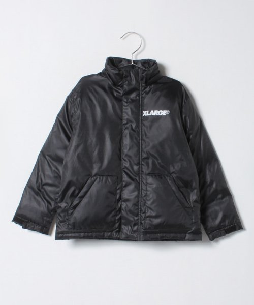 XLARGE KIDS(エクストララージ キッズ)/フードつきダウン入りジャケット/9484302_img04