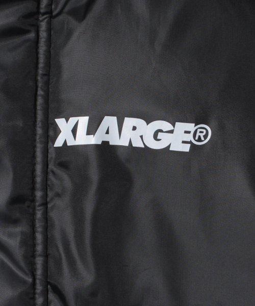 XLARGE KIDS(エクストララージ キッズ)/フードつきダウン入りジャケット/9484302_img06