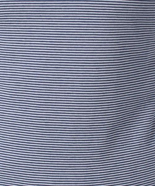 LAPINE BLEUE(ラピーヌ ブルー)/【洗える】テンセルハイゲージ片袋ボトルネック/230841_img04