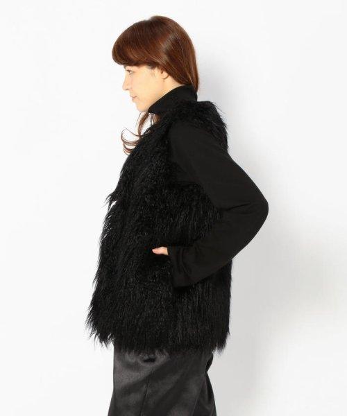 LHP(エルエイチピー)/Chica/チカ/Fur Long Vest/6016163056-60_img01