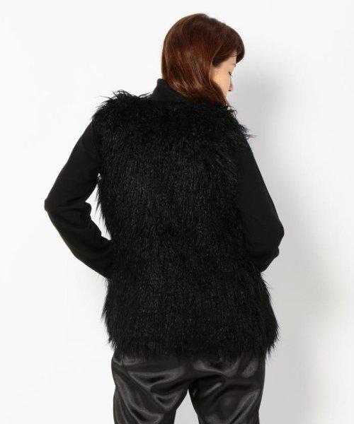 LHP(エルエイチピー)/Chica/チカ/Fur Long Vest/6016163056-60_img02