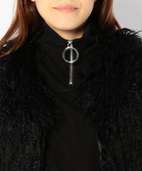 LHP(エルエイチピー)/Chica/チカ/Fur Long Vest/6016163056-60_img03