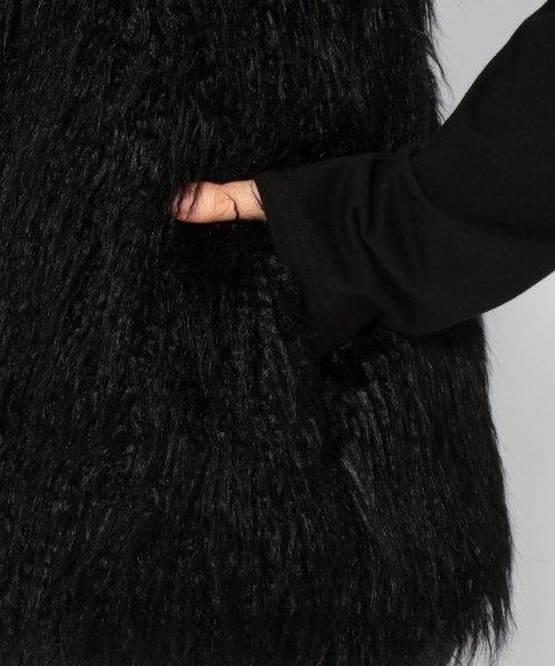 LHP(エルエイチピー)/Chica/チカ/Fur Long Vest/6016163056-60_img05