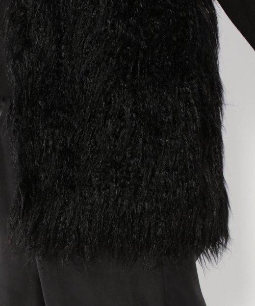 LHP(エルエイチピー)/Chica/チカ/Fur Long Vest/6016163056-60_img06
