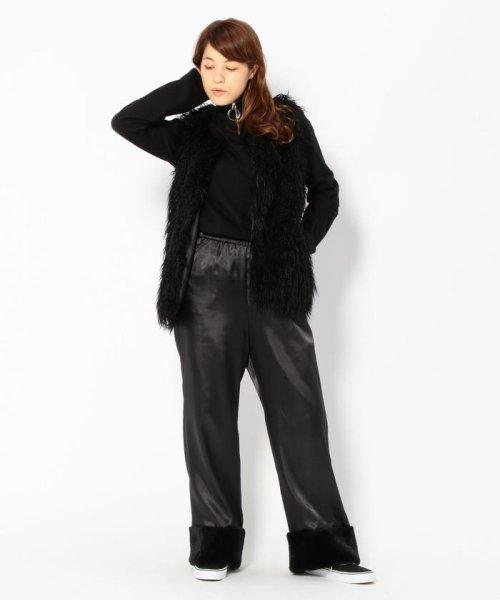LHP(エルエイチピー)/Chica/チカ/Fur Long Vest/6016163056-60_img09