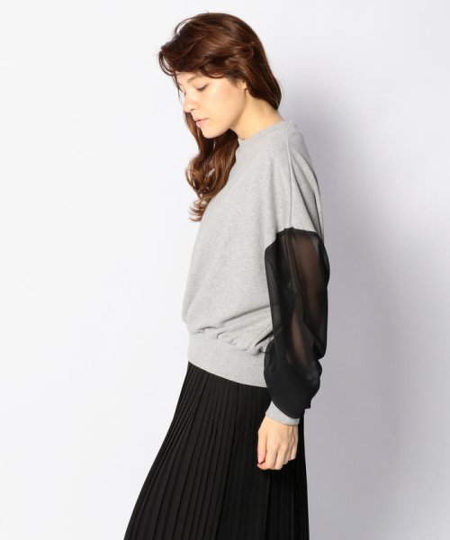 LHP(エルエイチピー)/Chica/チカ/See-Through Chenging PullOver/6016163057-60_img01
