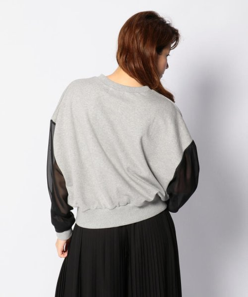 LHP(エルエイチピー)/Chica/チカ/See-Through Chenging PullOver/6016163057-60_img02