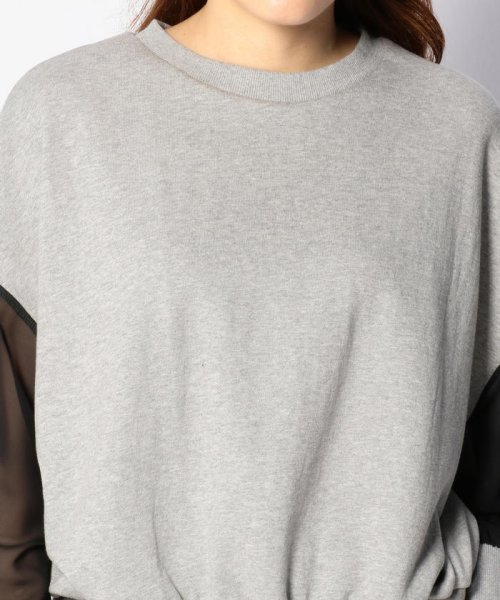 LHP(エルエイチピー)/Chica/チカ/See-Through Chenging PullOver/6016163057-60_img03
