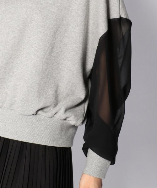 LHP(エルエイチピー)/Chica/チカ/See-Through Chenging PullOver/6016163057-60_img05