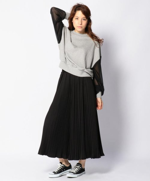 LHP(エルエイチピー)/Chica/チカ/See-Through Chenging PullOver/6016163057-60_img07