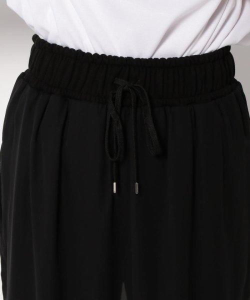 LHP(エルエイチピー)/Chica/チカ/Layered Print Pants/6016163337-60_img03