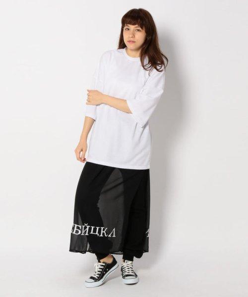 LHP(エルエイチピー)/Chica/チカ/Layered Print Pants/6016163337-60_img07