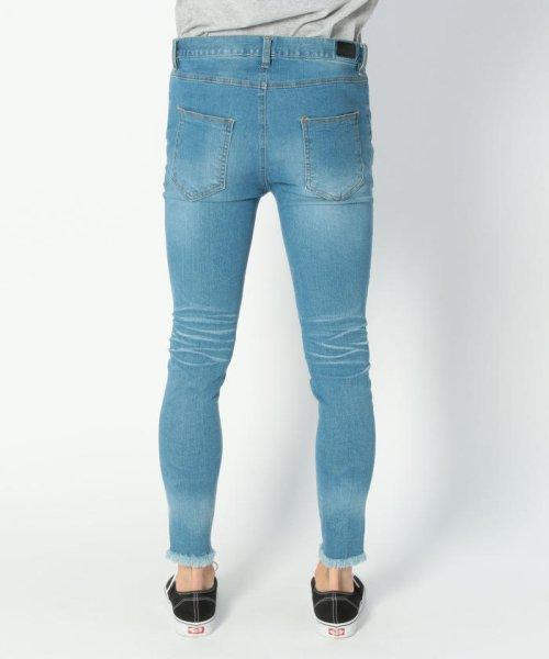 LHP(エルエイチピー)/DankeSchon/ダンケシェーン/Ankle Skinny Pants/6016179073-60_img02