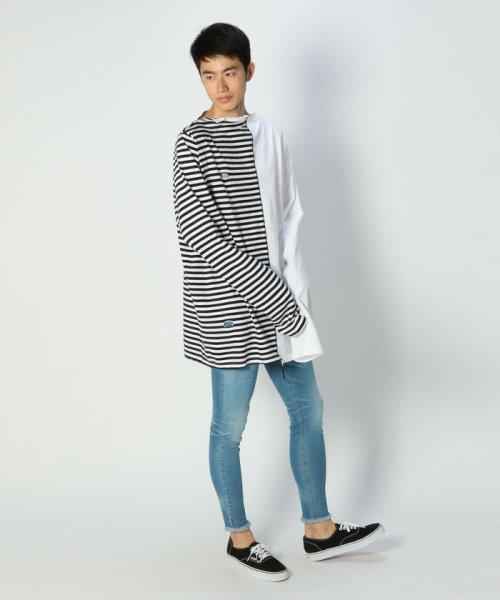 LHP(エルエイチピー)/DankeSchon/ダンケシェーン/Ankle Skinny Pants/6016179073-60_img07