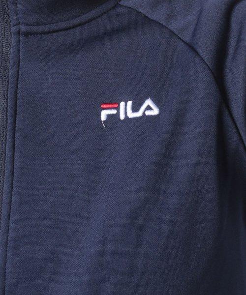 FILA(フィラ)/【セットアップ対応商品】ジャージ 裏起毛スタンドジャケット/448360_img07