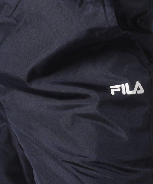 FILA(フィラ)/タフタ×裏トリコロングパンツ/448376_img04