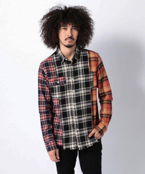 LHP(エルエイチピー)/LHP/エルエイチピー/Remake Shirts/6001173621-60_img01