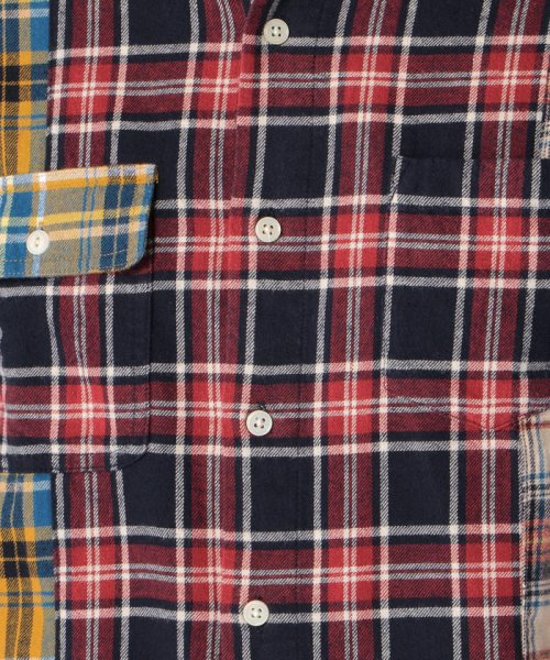 LHP(エルエイチピー)/LHP/エルエイチピー/Remake Shirts/6001173621-60_img05