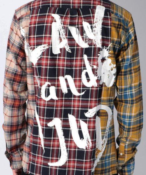 LHP(エルエイチピー)/LHP/エルエイチピー/Remake Shirts/6001173621-60_img06
