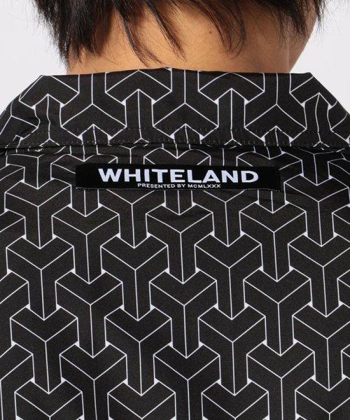 LHP(エルエイチピー)/WHITELAND/ホワイトランド/Nylon ZipUp Blouson/6016173402-60_img05