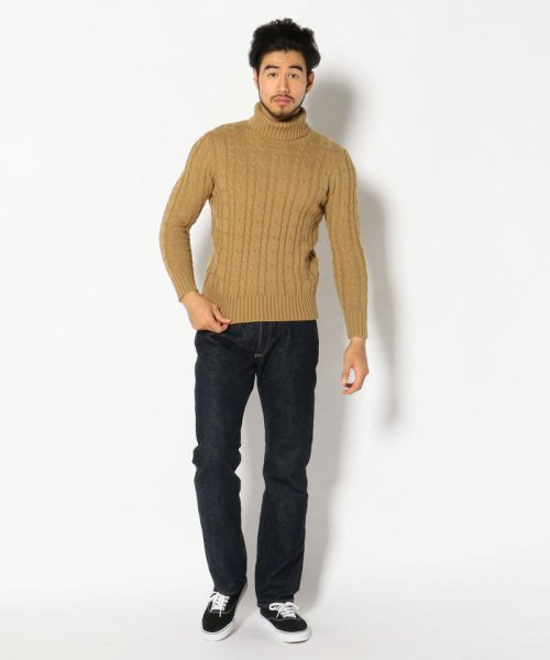 LHP(エルエイチピー)/LHP/エルエイチピー/Cable Turtleneck Knit/6001163622-60_img06