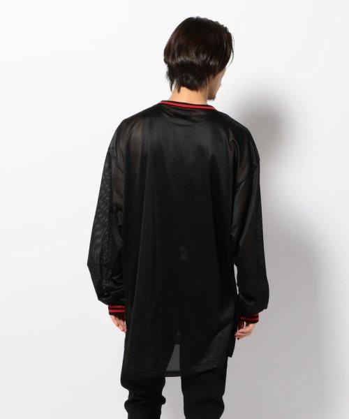 LHP(エルエイチピー)/DankeSchon/ダンケシェーン/Mesh L/S T-Shirts/6016173112-60_img02