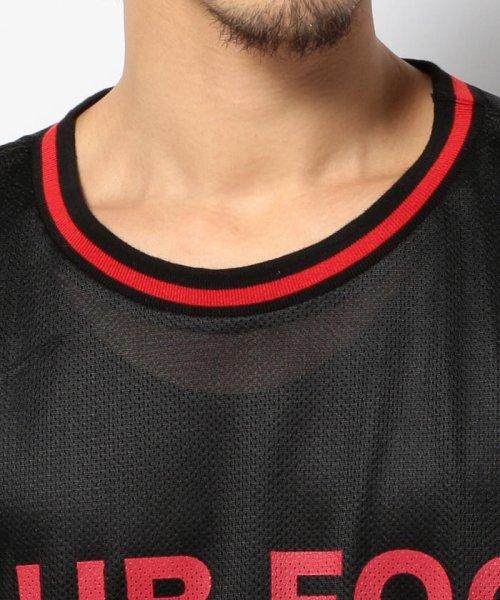 LHP(エルエイチピー)/DankeSchon/ダンケシェーン/Mesh L/S T-Shirts/6016173112-60_img03