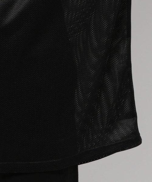 LHP(エルエイチピー)/DankeSchon/ダンケシェーン/Mesh L/S T-Shirts/6016173112-60_img06