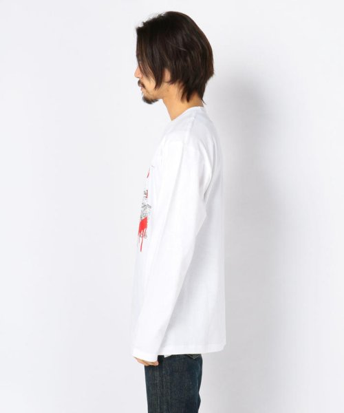 LHP(エルエイチピー)/MADDICT/マディクト/Remake L/S T-Shirts/6016181463-60_img01