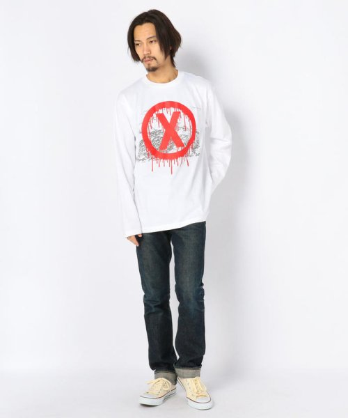 LHP(エルエイチピー)/MADDICT/マディクト/Remake L/S T-Shirts/6016181463-60_img07
