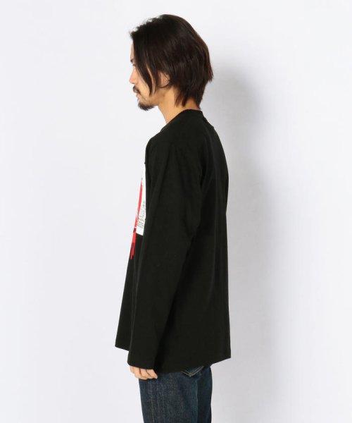 LHP(エルエイチピー)/MADDICT/マディクト/Remake L/S T-Shirts/6016181466-60_img01