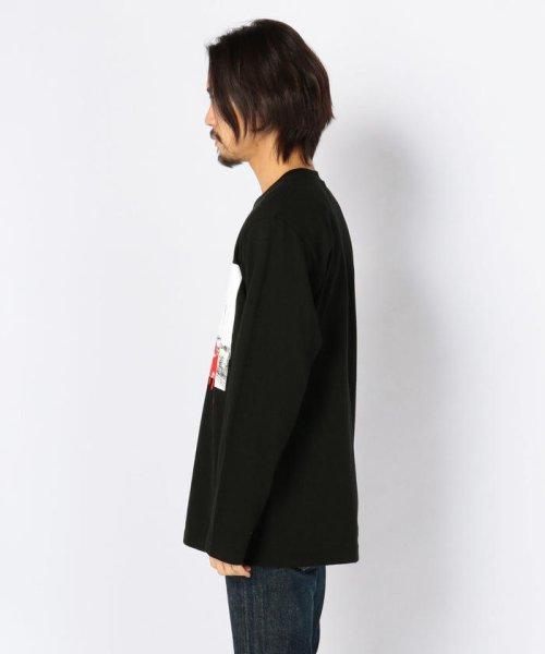 LHP(エルエイチピー)/MADDICT/マディクト/Remake L/S T-Shirts/6016181467-60_img01