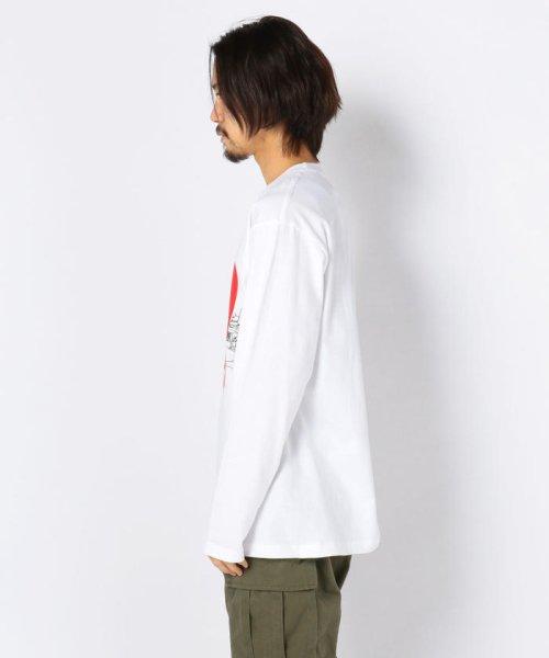 LHP(エルエイチピー)/MADDICT/マディクト/Remake L/S T-Shirts/6016181470-60_img01