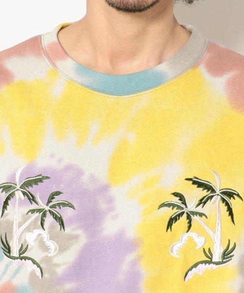 LHP(エルエイチピー)/DankeSchon/ダンケシェーン/Tie Dye Palm C/S/6016181093-60_img03