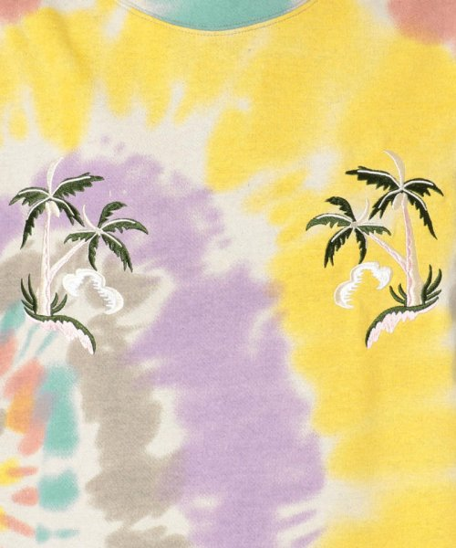LHP(エルエイチピー)/DankeSchon/ダンケシェーン/Tie Dye Palm C/S/6016181093-60_img04