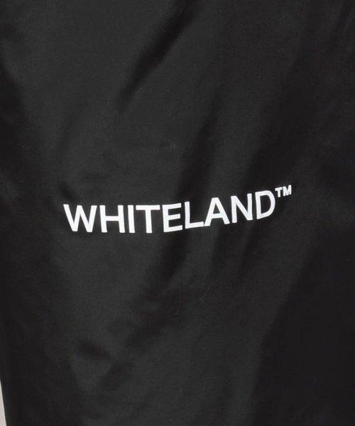 LHP(エルエイチピー)/WHITELAND/ホワイトランド//NYLON CROPPED PANTS/6016181428-60_img06