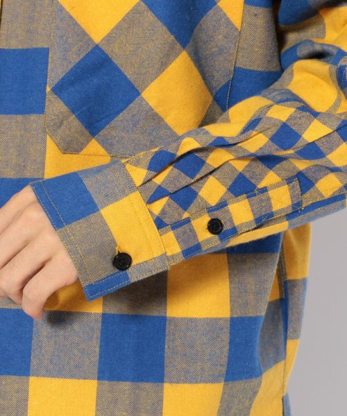 LHP(エルエイチピー)/DankeSchon/ダンケシェーン/マサラチェックシャツ/6016183055-60_img05