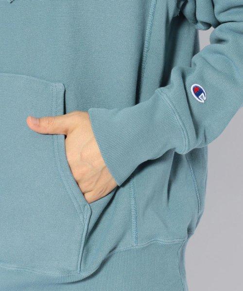 BEAVER(ビーバー)/★WEB限定★ Champion/チャンピオン Reverse Weave Pullover Hooded SweatShirts/リバースウィーブ(青タグ)プ/104718304-10_img06