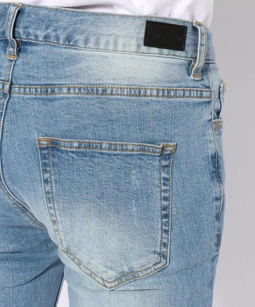 LHP(エルエイチピー)/DankeSchon/ダンケシェーン/Side Zip Skinny Pants/6016189130-60_img06
